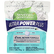 Seventh Generation Ultra Power Plus Detergent Packs