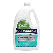 Seventh Generation Ultra Power Plus Fresh Citrus Scent Dishwasher Detergent Gel