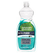 Seventh Generation Ultra Power Plus Fresh Citrus Scent Natural Dish Soap
