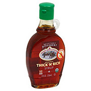 Shady Maple Farms Certified Organic Thick 'N' Rich Syrup