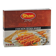 Shan Chicken Seekh Kabab