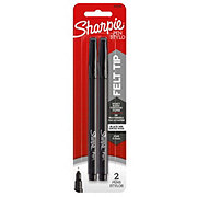 Sharpie Fine Point Black Pens