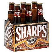 Sharps Non-Alcoholic Beer 6 PK Bottles