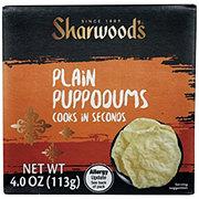 Sharwood's Indian Plain Puppodums