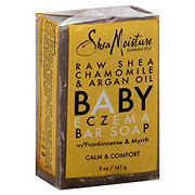 Shea Moisture Baby Bar Soap Raw Shea Chamomile & Argan Oil