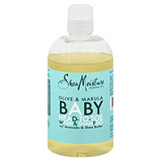 Shea Moisture Baby Shampoo Olive & Marula