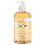 Shea Moisture Baby Shampoo Raw Shea Chamomile & Argan Oil