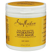 Shea Moisture Raw Shea Butter Hydrating Mud Mask Dry Skin