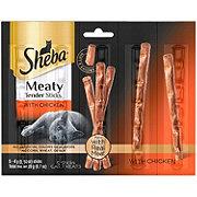 Sheba Meaty Sticks Chicken Cat Treats