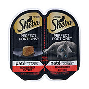 Sheba Perfect Portions Beef Entree Cat Food
