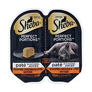 Sheba Perfect Portions Chicken & Liver Entree Cat Food