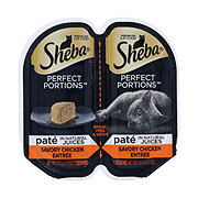 Sheba Perfect Portions Chicken Entree Cat Food