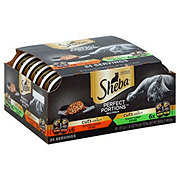 Sheba Perfect Portions Chicken & Turkey Cuts Cat Food