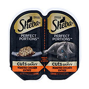 Sheba Perfect Portions Roasted Chicken Entree Cat Food