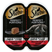 Sheba Perfect Portions Salmon Entree Cat Food