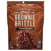 Sheila G's Chocolate Chip Brownie Brittle