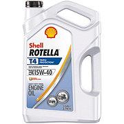 Shell Rotella T4 SAE 15W-40