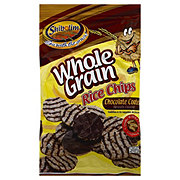 Shibolim Whole Grain Chocolate Coated Rice Chips