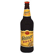 Shiner Bock Beer Bottle
