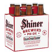 Shiner Brewer's Pride Brut IPA Seasonal Beer 12 oz Bottles