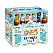 Shiner Brewery Tour  Variety Pack Beer 12 oz  Bottles