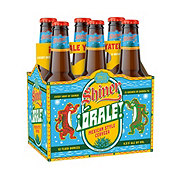 Shiner Lemon Pils Seasonal Beer 12 oz Bottles