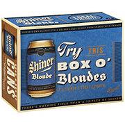 Shiner Premium  Beer 12 oz  Cans