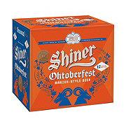 Shiner Sea Salt & Lime Summer Lager Seasonal Beer 12 oz Bottles