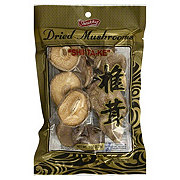 Shirakiku Shiitake Dried Mushrooms
