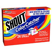 Shout Color Catcher Dye-Trapping Sheets