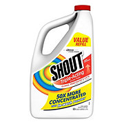 Shout Triple-Acting Laundry Stain Remover Value Size