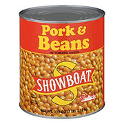 Showboat Pork & Beans in Tomato Sauce