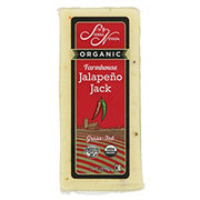 Sierra Nevada Organic Farmhouse Jalapeno Jack Cheese