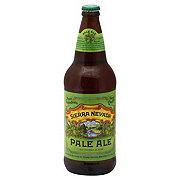 Sierra Nevada Pale Ale Beer Bottle