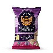 Siete No Salt Grain Free Tortilla Chips