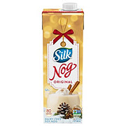 Silk All Natural Holiday Nog Soymilk