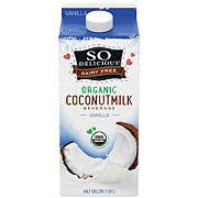 Silk Vanilla Coconutmilk