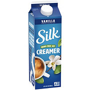 Silk Vanilla Soymilk Liquid Coffee Creamer