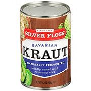 Silver Floss Bavarian Style Sauerkraut