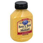 Silver Spring Beer 'n Brat Horseradish Mustard