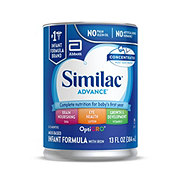Similac Advance Concentrated Formula With Iron (0-12 Months)