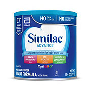Similac Advance Infant Formula Powder With Iron (0-12 Months)