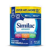 Similac Advance Infant Formula Powder with Iron
