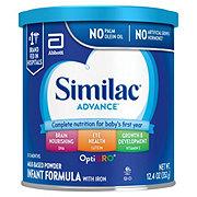 Similac Advance Powder Infant Formula with Iron