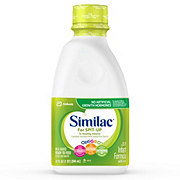 Similac For Spit Up Non-GMO Infant Ready-to-Feed Infant Formula with Iron