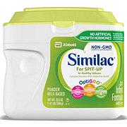 Similac for Spit Up Non-GMO Powder Infant Formula with Iron