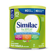 Similac for Spit Up Powder Infant Formula with Iron