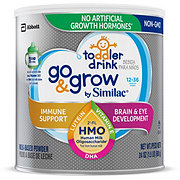 Similac Go & Grow Non-GMO Toddler Drink Powder (12-24 Months)
