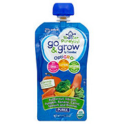 Similac Go & Grow Toddler Food Squash Carrot Pumpkin Banana Spinach Broccoli