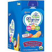 Similac Go & Grow Apple Butter Nut Squash Banana Blueberry 6 pk